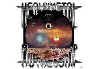 Turn Me On Dead Man - Heavymetal Mothership - (Vinyl)