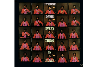 Tyrone Davis - Everything In Place (Bonus Tra - (CD)