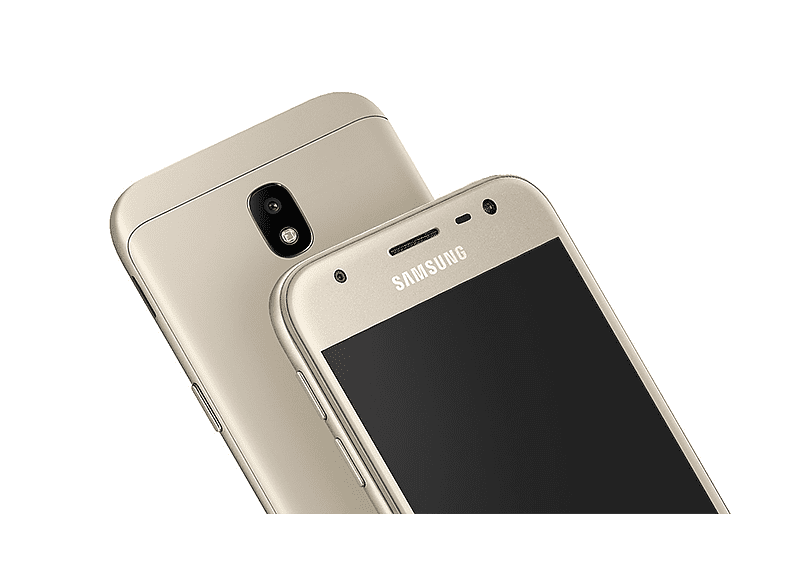 Samsung Galaxy J3 (2017) Dual SIM arany kártyafüggetlen okostelefon (SM-J330)