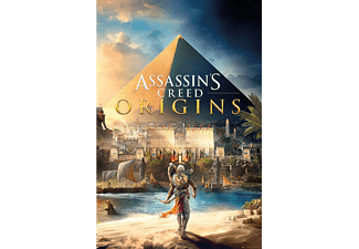 Assassins Creed Poster Origins Cover