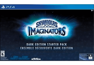 Skylanders Imaginators - Starter Pack (Dark Edition) | PlayStation 4