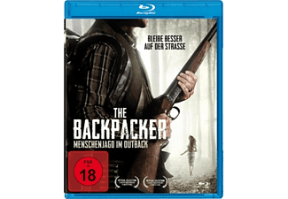 The Backpacker - Menschenjagd im Outback - (Blu-ray)
