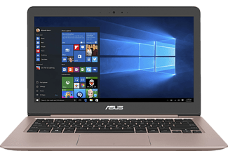 ASUS UX310UQ-FC366T, Ultrabook mit 13.3 Zoll Display, Core™ i5 Prozessor, 8 GB RAM, 1 TB HDD, 256 GB SSD, GeForce GTX 940MX, Rose Gold