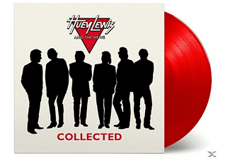 Huey Lewis And The News - Collected (Ltd.Red Vinyl) - (Vinyl)