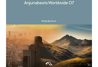Grum - Anjunabeats Worldwide 07 - (CD)