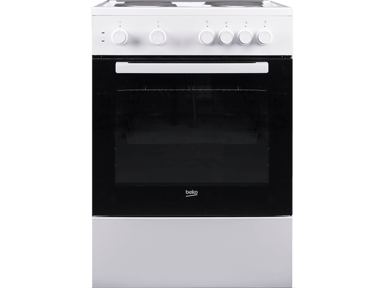 BEKO FSS 66003 GW οικιακές συσκευές   offline κουζίνες ηλεκτρικές κουζίνες