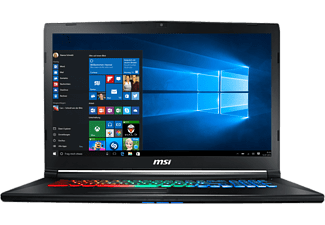 MSI Gaming Notebook Leopard GP72M 7RDX-891DE (001799-891)