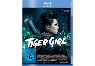 Tiger Girl - (Blu-ray)