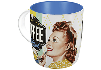 "Say it 50's Tasse ""COFFEE O' Clock"""