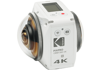 Kodak Pixpro Orbit360 4K action cam Ultimate Pack