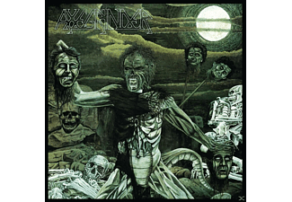 Axegrinder - Rise Of The Serpent Men - (Vinyl)