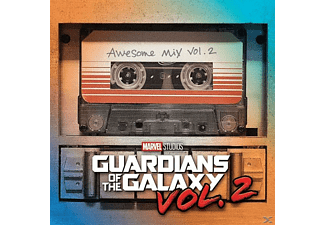 OST/VARIOUS - Guardians Of The Galaxy: Awesome Mix Vol.2 (LP) - (Vinyl)