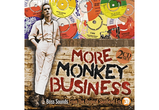 VARIOUS - More Monkey Business - (CD)