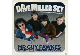 The Dave Miller Set, Leith Corbett & Friends - Mr.Guy Fawkes-The Complete Spin Recordings - (CD)