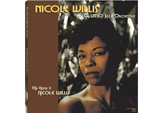 Nicole Willis & Umo Jazz Orchestra - My Name Is Nicole Willis - (CD)