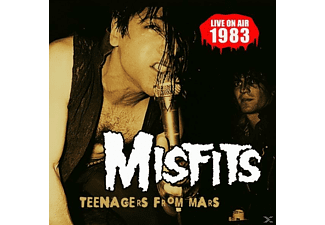 Misfits - Teenagers from.. - (CD)