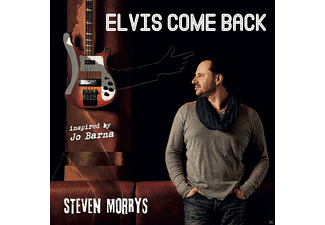 Steven Morrys - Elvis Come Back - (CD)