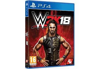 SONY WWE 2K18 PlayStation 4