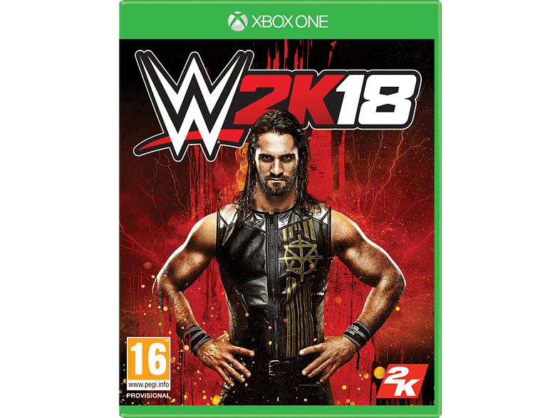 WWE 2K18 Xbox One gaming games xbox one games