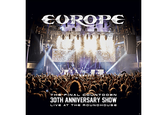 Europe - The Final Countdown 30th Anniversary Show (Deluxe) - (Blu-ray + CD + LP)