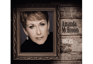 Amanda Mcbroom - Voices - (CD)