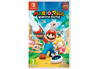 Mario + Rabbids: Kingdom Battle | Nintendo Switch