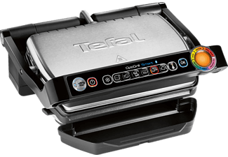 TEFAL GC730D Optigrill Smart, Kontaktgrill, 2000 Watt