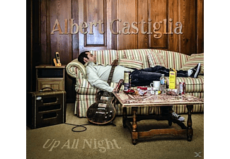 Albert Castiglia - Up All Night - (CD)