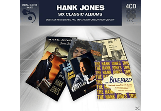Hank Jones - 6 Classic Albums - (CD)