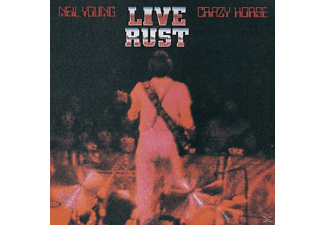 Neil & Crazy Horse Young - Live Rust - (Vinyl)