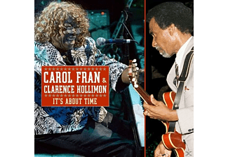 Carol Fran, Clarence Hollimon - It's About Time - (CD)