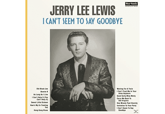 Jerry Lee Lewis - I Can't Seem To Say Goodbye - (Vinyl)