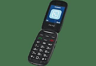 PEAQ PMP300 Zwart met Grote Toetsen