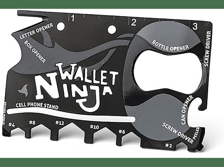 WALLET NINJA 18 in 1 Multi-purpose Credit Card hobby   φωτογραφία φτιάξ το μόνος σου εργαλεία