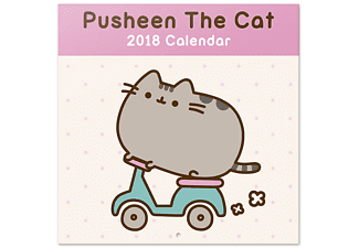 Pusheen The Cat Kalender 2018