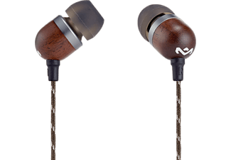 House of Marley Smile Jamaica Signature Black In-Ear