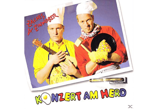 Zaches & Zinnober - Konzert Am Herd - (CD)
