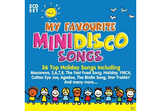 VARIOUS - My Favorite Mini Disco Songs - (CD)