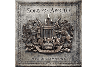 Sons Of Apollo - Psychotic Symphony - (CD)