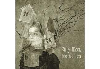 Patty Moon - Head For Home - (CD)