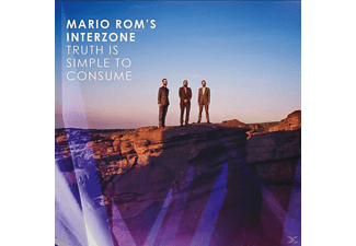 Mario Rom's Interzone - Truth is Simple to Consume - (CD)