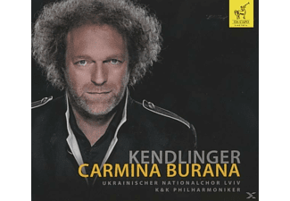 Shumarina/Unger/Drobit/Kendlinger/K & K Philharm. - Carmina burana - (CD + DVD Video)