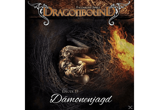 Dragonbound 19-Dämonenjagd - 1 CD - Hörbuch