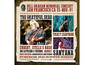 VARIOUS - Bill Graham Memorial Concert - (CD)