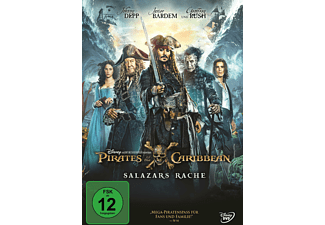 Pirates of the Caribbean: Salazars Rache - (DVD)
