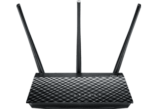 ASUS RT-AC53 AC750 dual band gigabit wireless router
