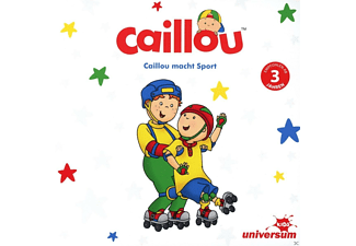 Caillou - Caillou macht Sport - (CD)