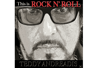 Teddy Andreadis - This Is Rock N' Roll - (CD)