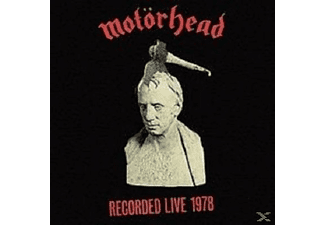 Motörhead - What's Words Worth-Live 1978 (Red Vinyl) - (Vinyl)