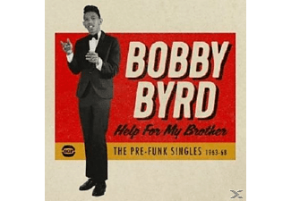 Bobby Byrd - Help For My Brother-Pre-Funk Singles 1963-68 - (CD)